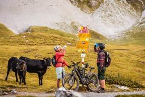 E-Mountainbiken Scuol (Döss Radond)