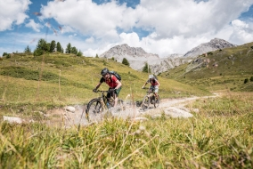 E-MTB Camp Scuol
