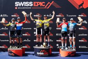 Swiss Epic 2021 in Schweizer Hand