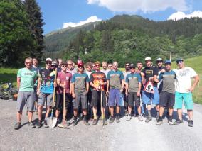 Trailputzata Klosters 2018