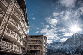Valsana Hotel Arosa, graubündenBIKE-Hotel
