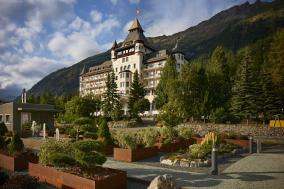 Hotel Walther Pontresina, graubündenBIKE-Hotel