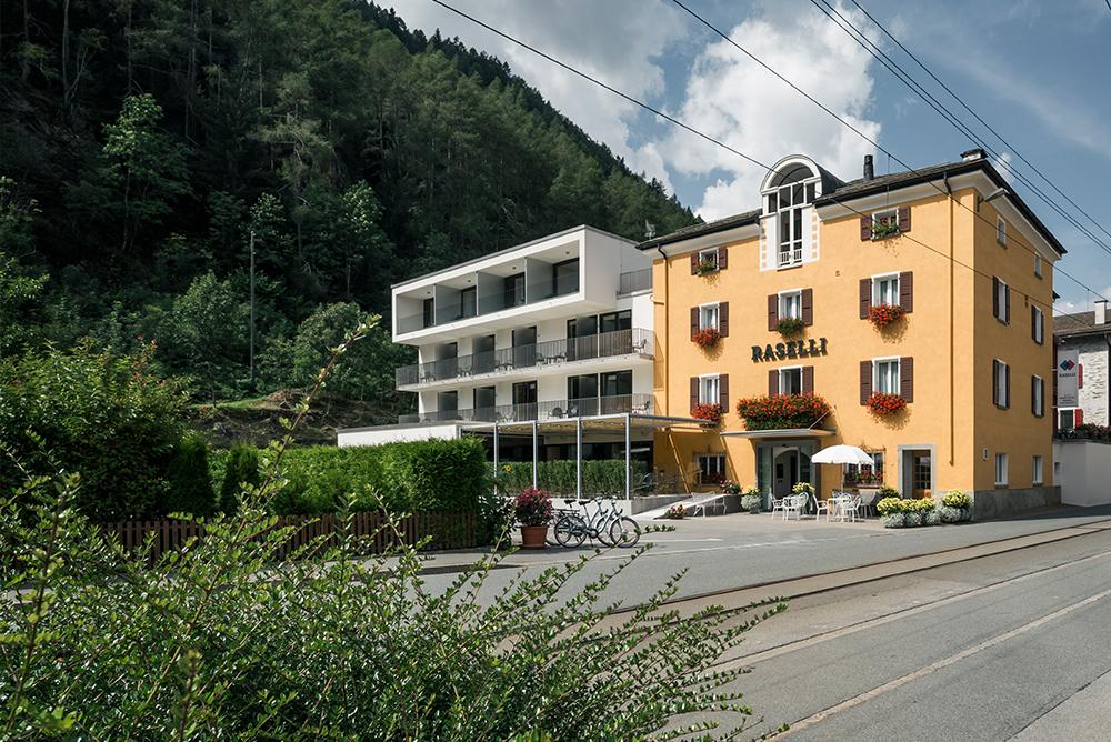 Gallerie Hotel Raselli Poschiavo