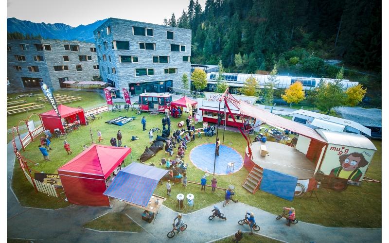 Circolino Bicicletta - Das Familien-Bike Festival
