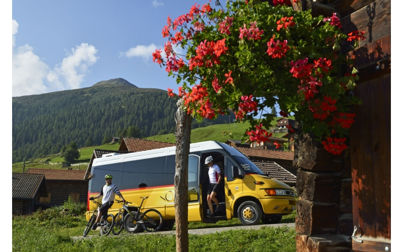 Premium Postauto-Tour (Foto: Robert Bösch)